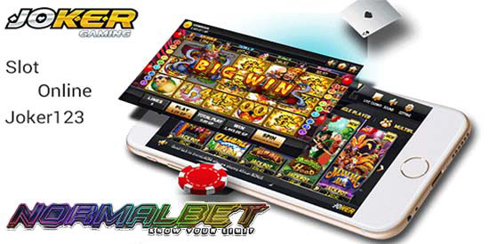 GAME SLOT ONLINE JOKER123 GAMING NORMALBET.NET