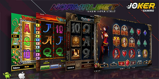 GAME SLOT JOKER123 VIA PULSA DI SITUS NORMALBET