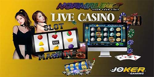 AGEN SLOT GAME JUDI ONLINE JOKER123 GAMING APK
